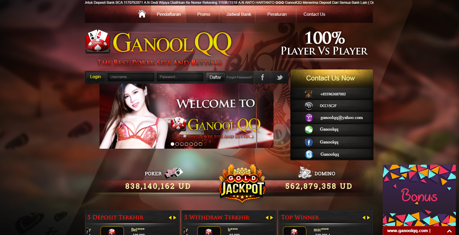 Greatest Real Money Online Poker Sites