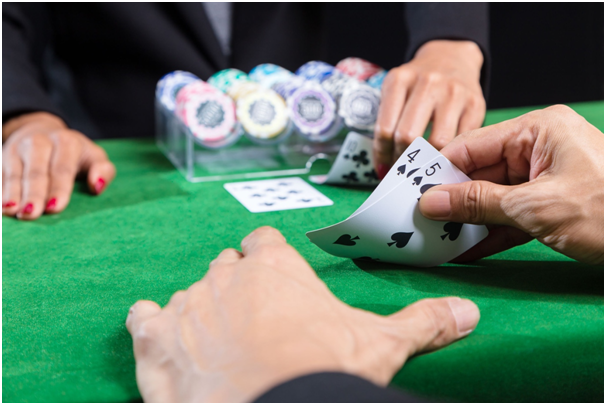 What is an insurance bet in blackjack?