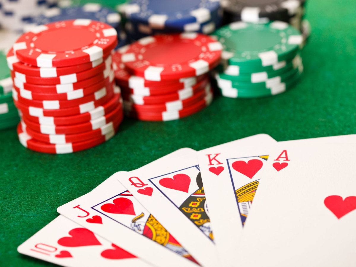 Learn These Seven Tips On Gambling To Double Your Corporation