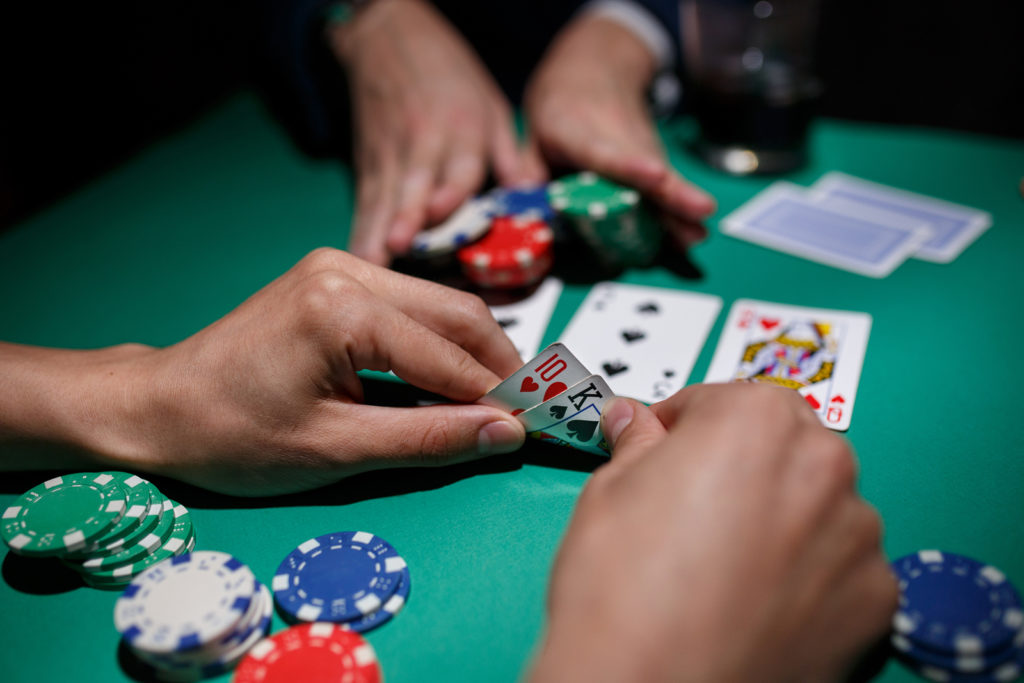 What Shakespeare Can Train You About Gambling